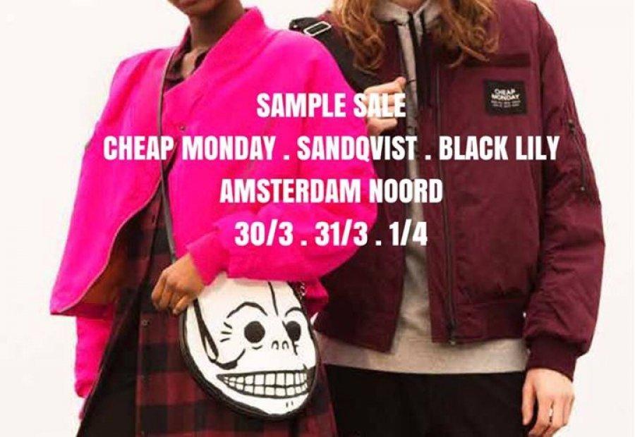 Sample Sale Cheap Monday